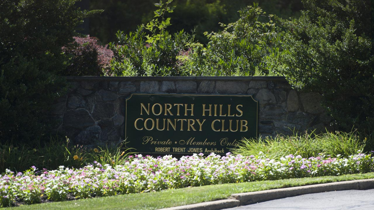 North Hills Country Club, golf course in Manhasset, NY
