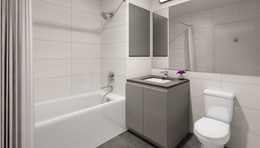 Lxury apartment interiors